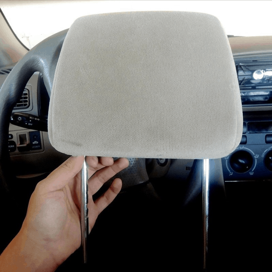 Headrests In Cars