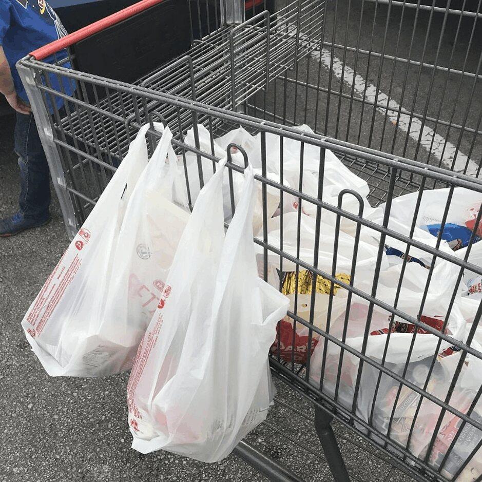 Loops On Shopping Carts