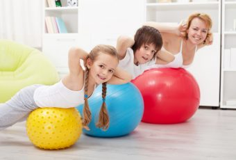 When Can Your Kids Start Exercising?