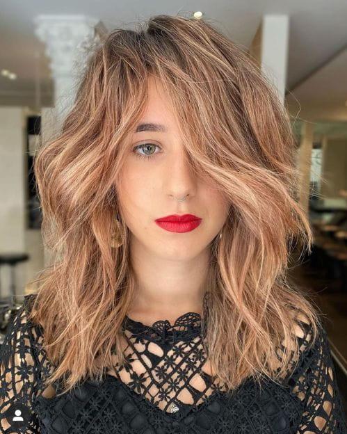 Loose Textured Haircut