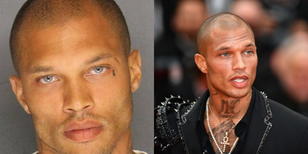 The Attractive Felon